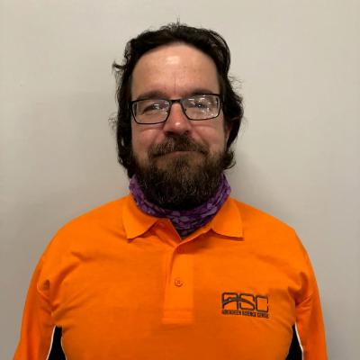 Photo of staff member, Bob.
