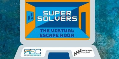 Maths Week Scotland: Super Solvers (public)