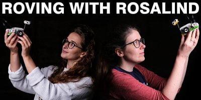 Roving with Rosalind STEM Ambassador Training Event