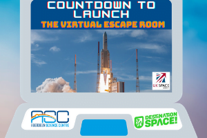 Countdown to Launch: Escape Room Family Challenge