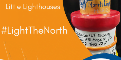Light The North –  Little Lighthouses